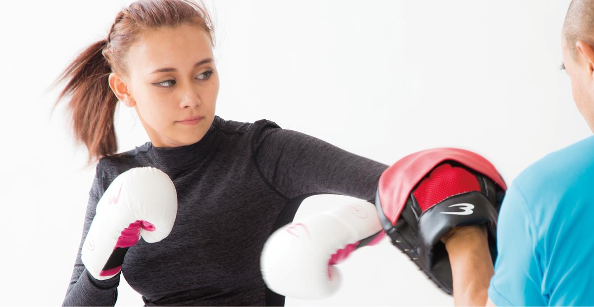 フィットネスボクシング・キックボクシング用品