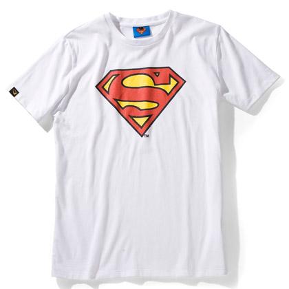 SUPERMAN Tシャツ