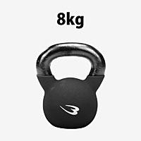 ケトルベル 8kg【ウエイトトレーニング > ダンベル】【BODYMAKER/ボディメーカー】1CKB800