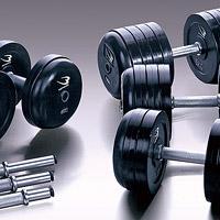 ジム用ダンベル26kg【ウエイトトレーニング > ダンベル】【BODYMAKER/ボディメーカー】GMDSN26