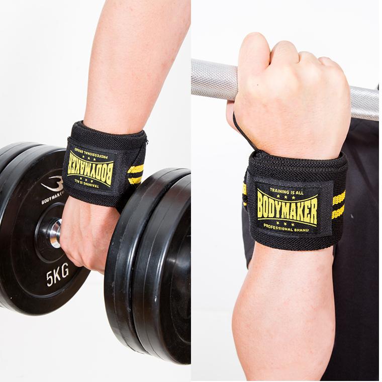 リストラップMAX 60cm 詳細、リストラップ巻き方、握力補助 スクワット ディッピング チンニング