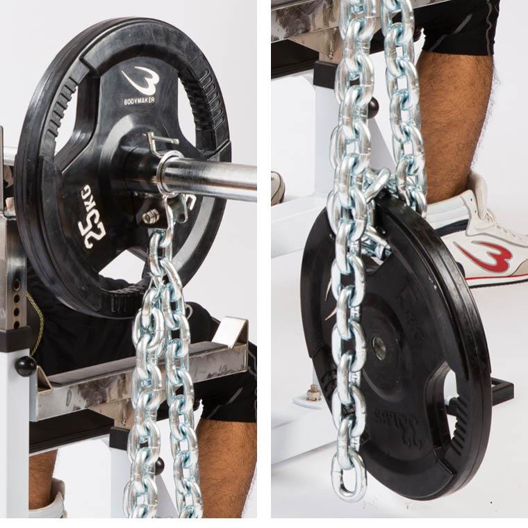 トレーニングチェーン 8.0kg