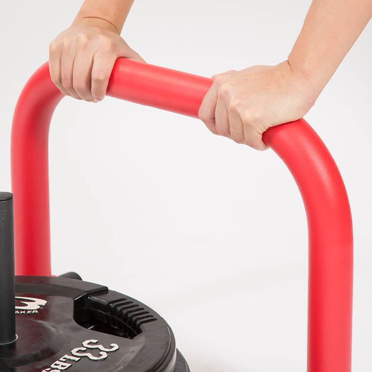 TM082 パワープッシュ&トレイル 脚力強化 下半身強化