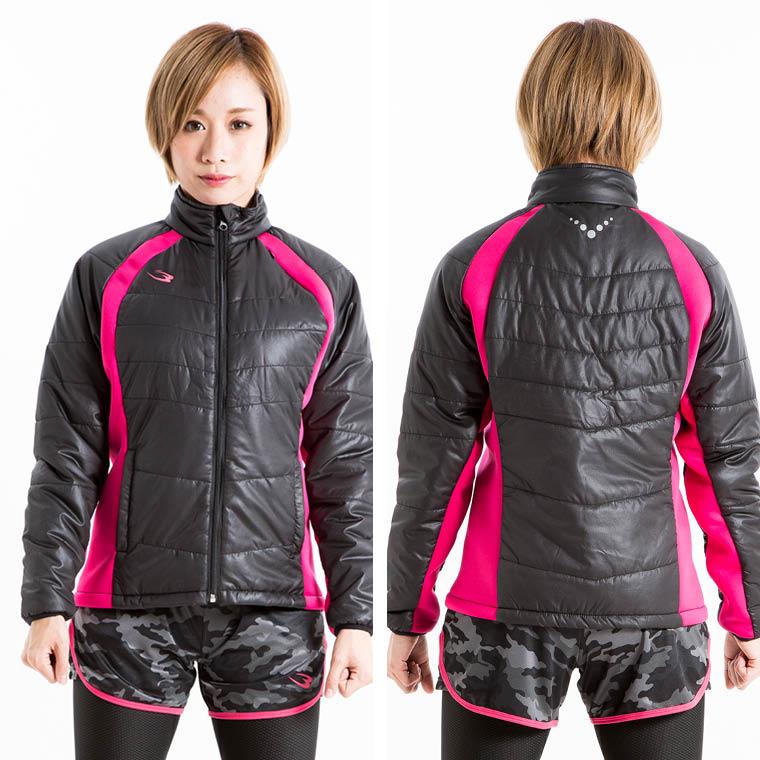 ストレッチパネルジャケット WOMEN スポーツウェア 軽量ジャケト