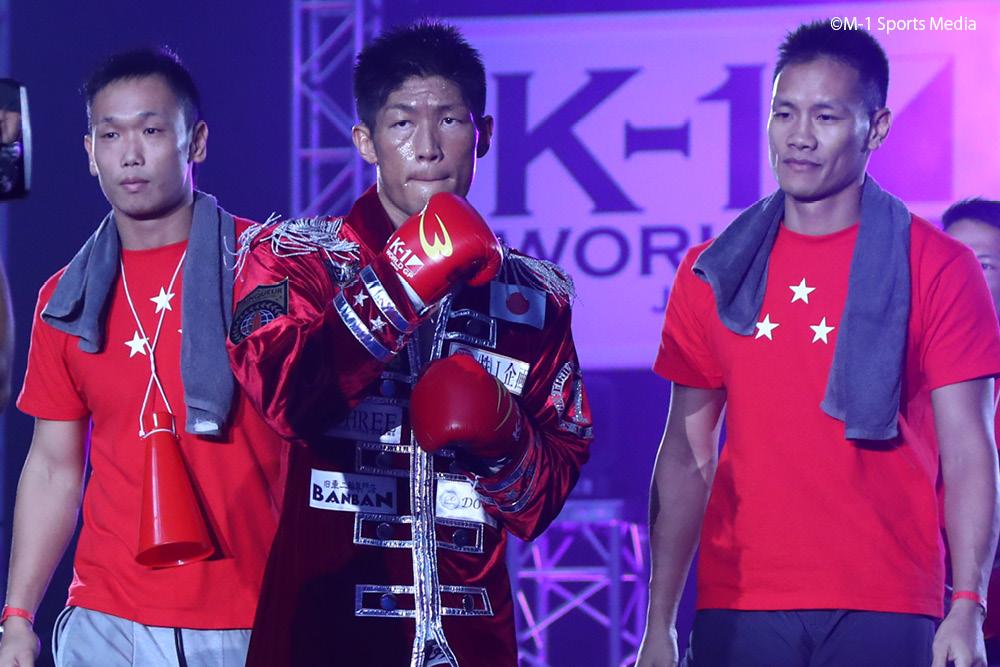 K-1 WORLD GP 2017 JAPAN