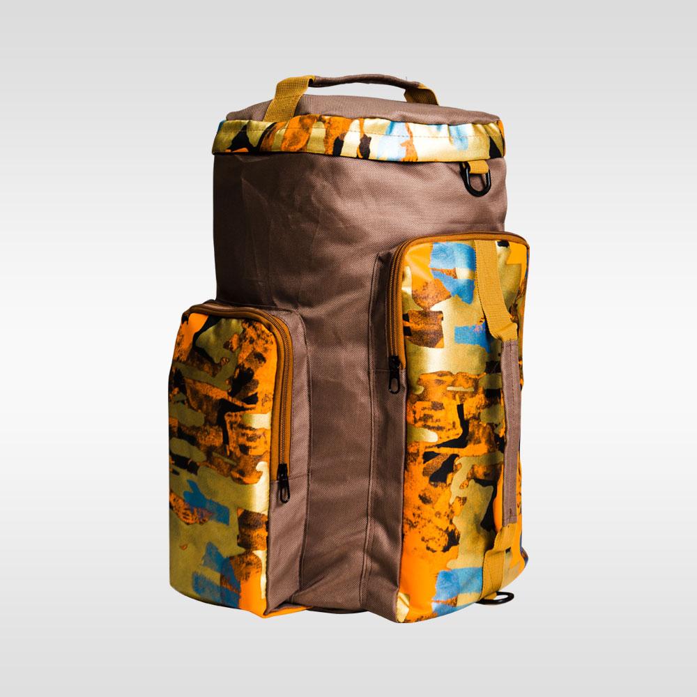 4WAY カモプリントバッグ