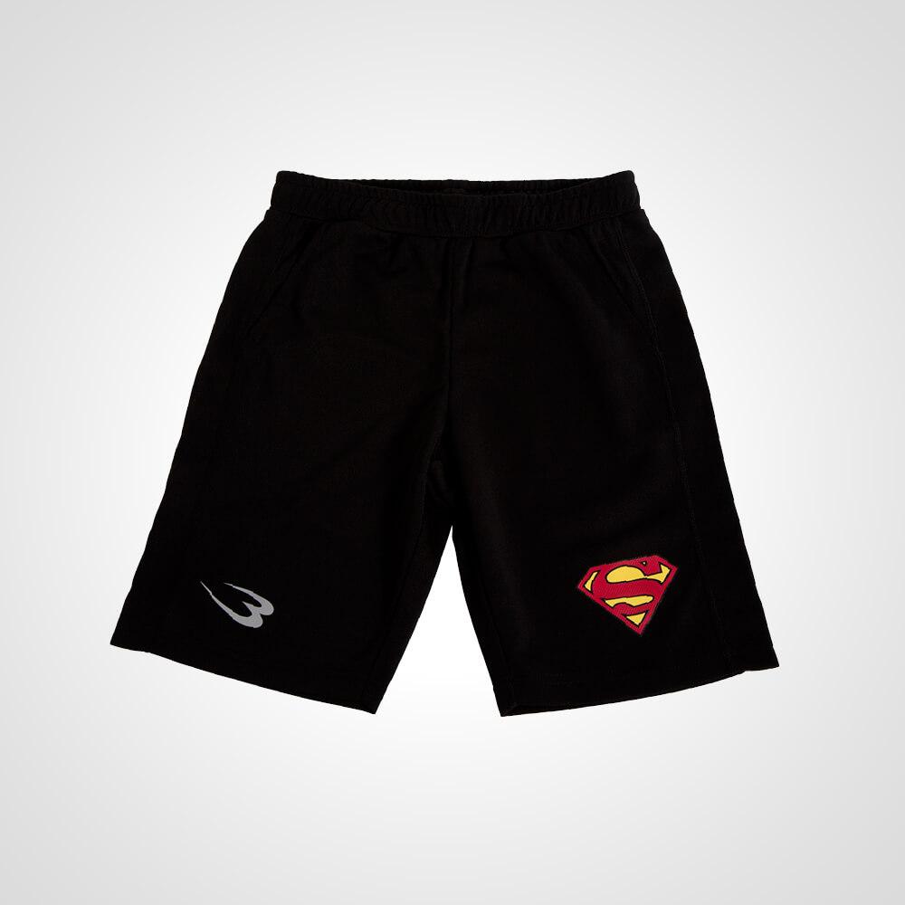 BM・DRY KIDS SUPERMAN ハーフパンツ