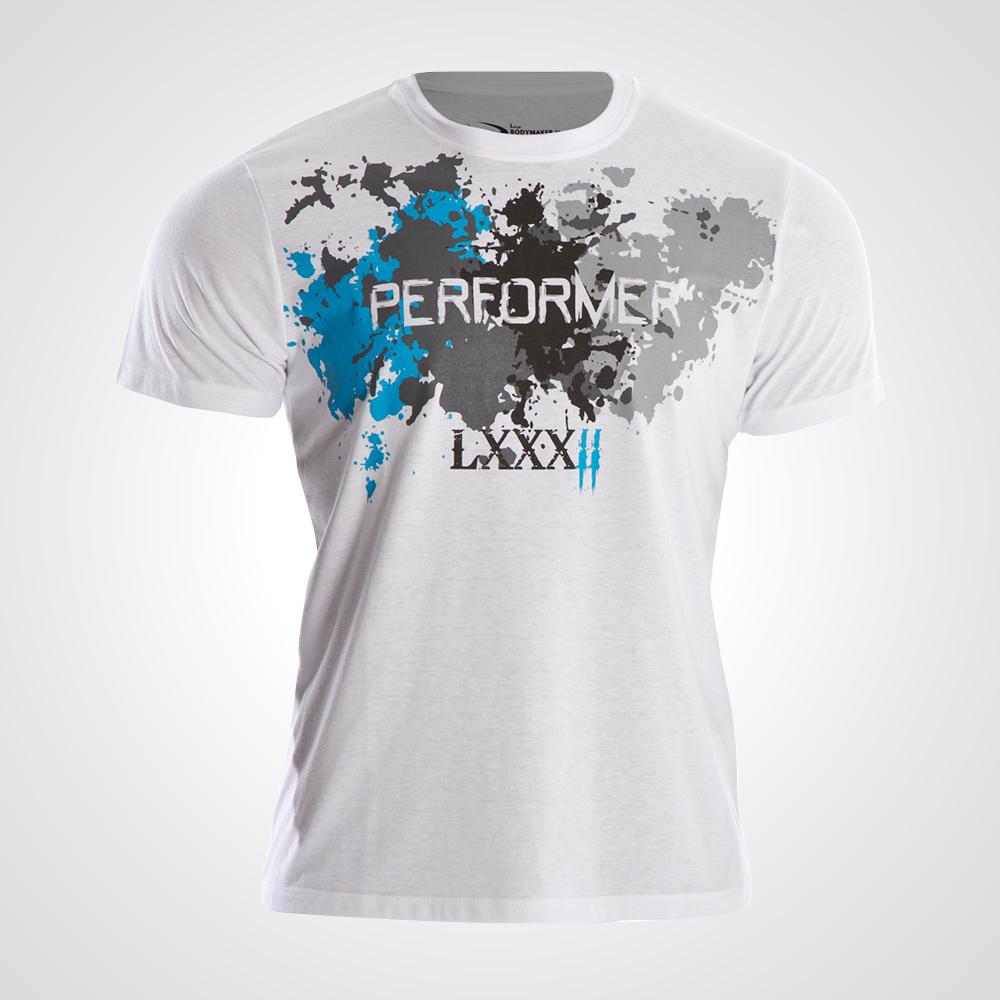 カジュアルプリントTシャツ STREET1