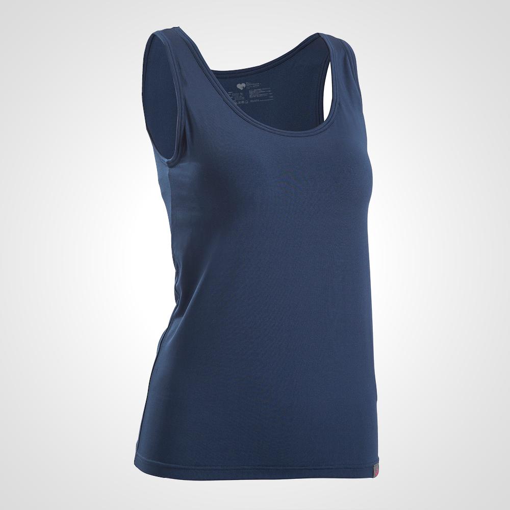 BM・DRY COOL タンクトップ(胸カップ付) WOMEN
