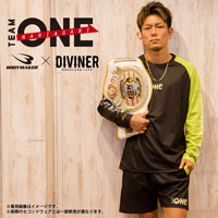 TEAM ONE×DIVINER×BODYMAKER コラボ BM・DRY ハーフパンツ